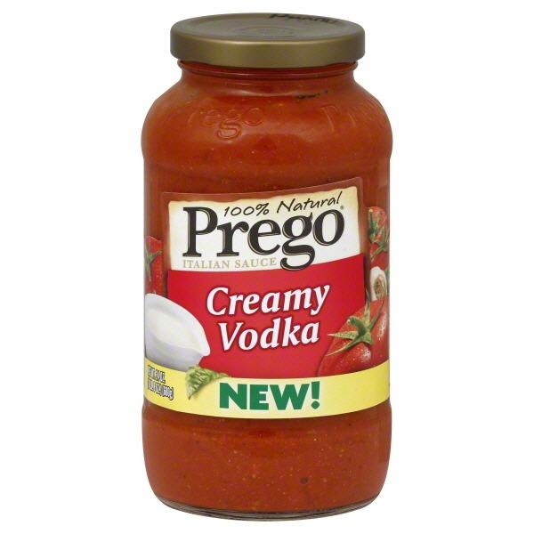 Stores > Prego Creamy Vodka Italian Sauce