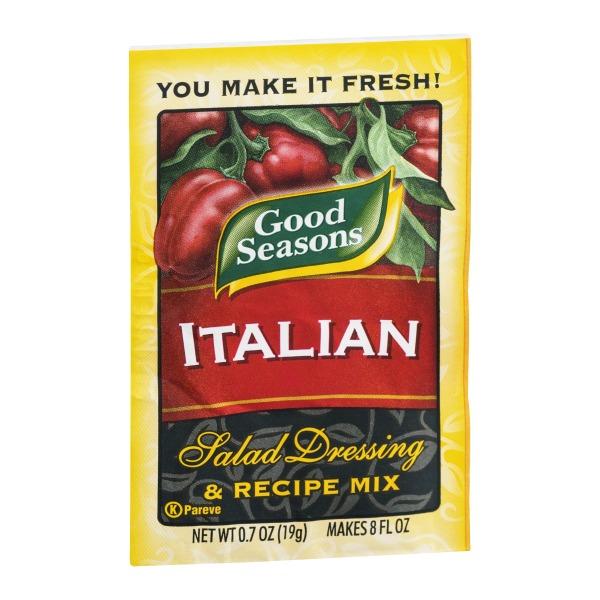Good Seasons Italian Salad Dressing & Recipe Mix from H-E-B ...