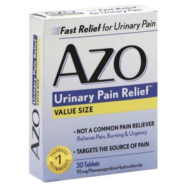Azo pill