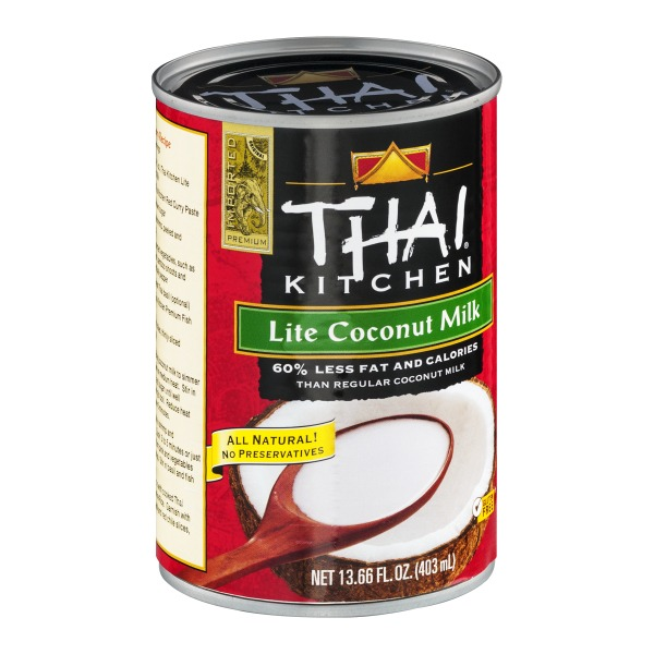 Thai Kitchen Lite Coconut Milk From Market Basket Instacart