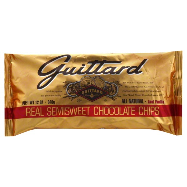 Whole Foods Guittard Chocolate