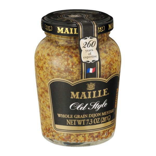 ... mustard delouis fils whole grain dijon mustard 7 oz whole grain