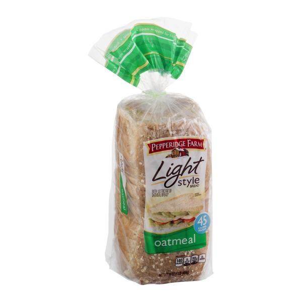 Pepperidge Farm Oatmeal Light Style Bread
