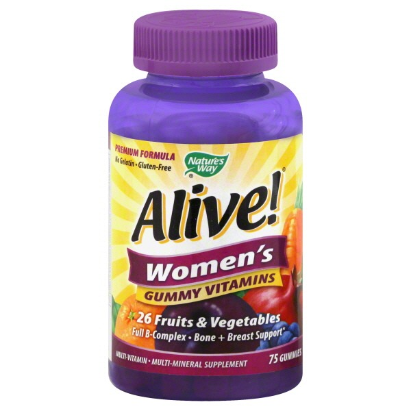 Nature S Way Premium Alive Women S