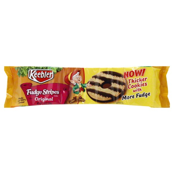 Keebler Fudge Stripes Original Cookies from Fairway Market Instacart
