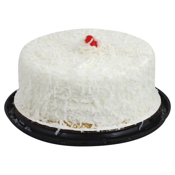 Surprising Dutch Maid Bakery Cake Golden Coconut 7 Inch 32 Oz From My Funny Birthday Cards Online Inifodamsfinfo