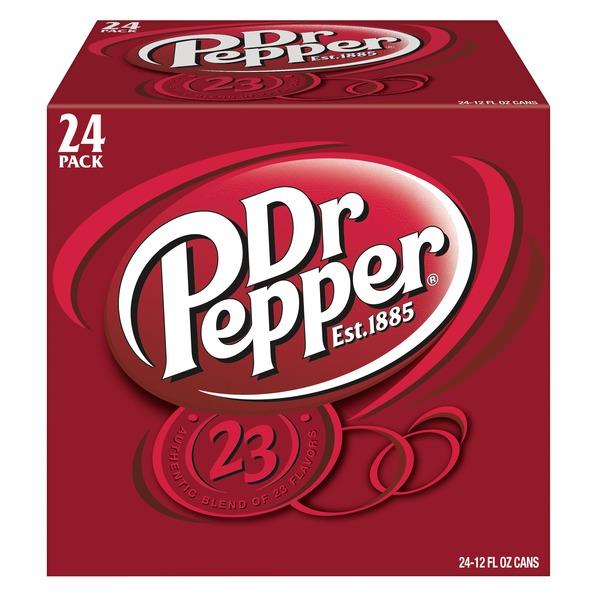 Dr Pepper Soda (12 fl oz) from Kroger - Instacart