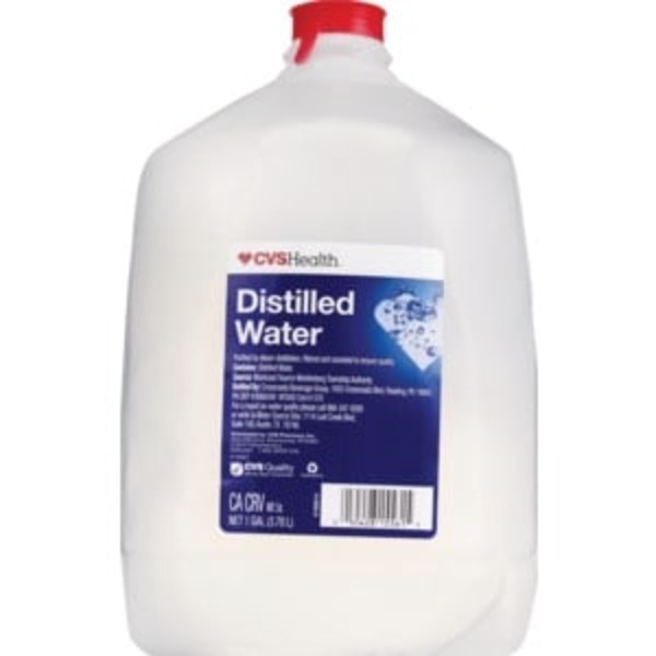 CVS Gold Emblem Distilled Water (1 gal) from CVS Pharmacy