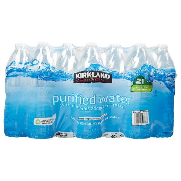 Costco Water – Jerusalem House