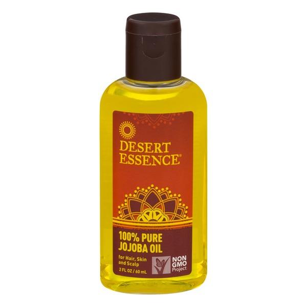 Desert Essence 100% Pure Jojoba Oil for Hair, Skin and Scalp