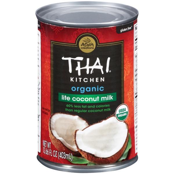 Thai Kitchen® Lite Coconut Milk Gallery