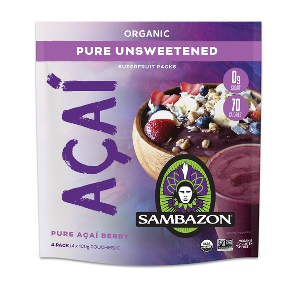Acai Products At Whole Foods