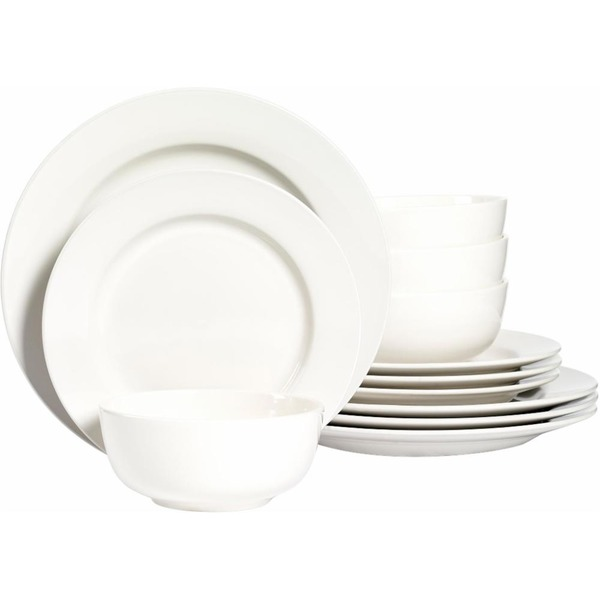 Kroger. Dash Of That Ivory Amalfi Dinnerware Set  sc 1 st  Instacart : kroger dinnerware sets - pezcame.com