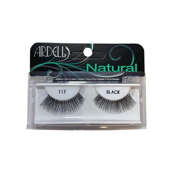 499fffca551 Ardell Fashion Lashes, Black 117 (1 ct) from Albertsons - Instacart