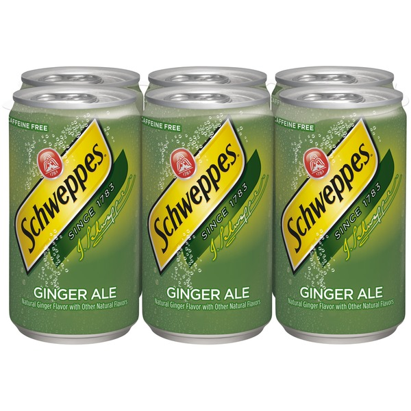 Schweppes Ginger Ale from Jewel-Osco - Instacart