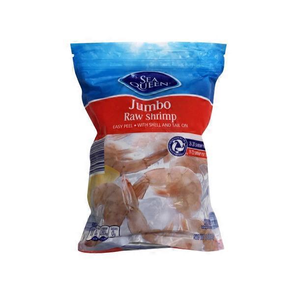 Sea Queen Jumbo Easy Peel Raw Shrimp 12 Oz From Aldi Instacart