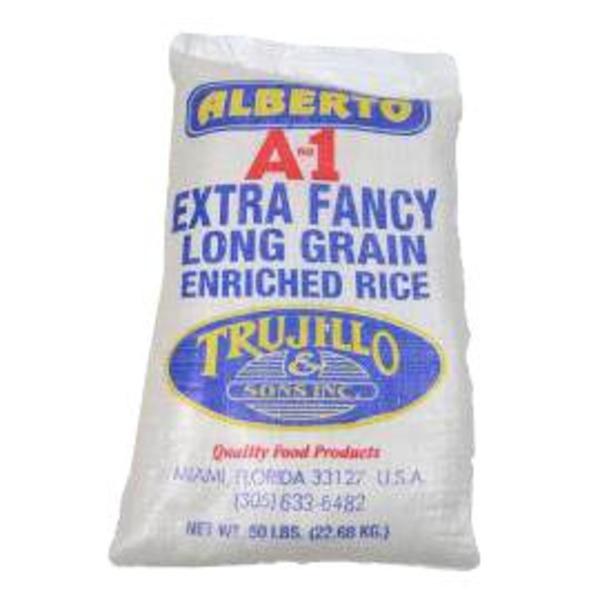 Alberto's Long Grain Rice (50 lb) from BJ's Wholesale Club - Instacart