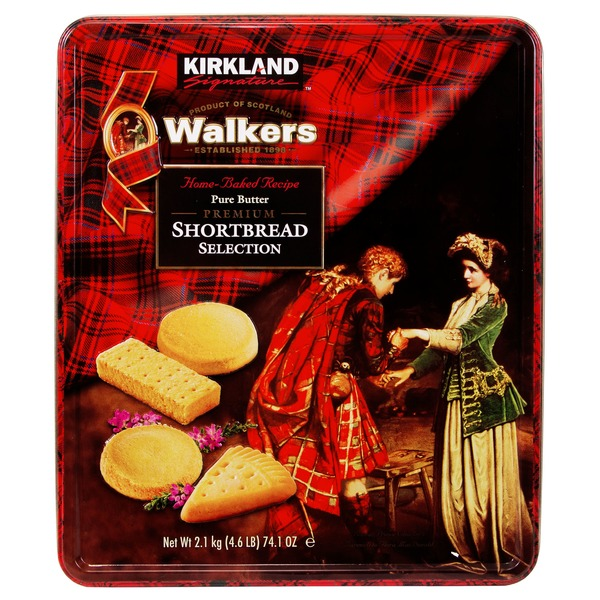 Kirkland Signature Walkers Premium Shortbread 741 Oz 741 Oz