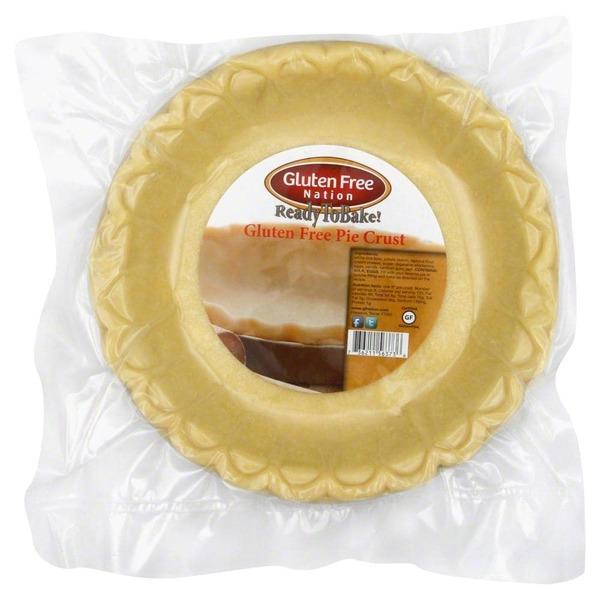 Gluten Free Nation Gluten Free Pie Crust (1 ct) from Safeway - Instacart