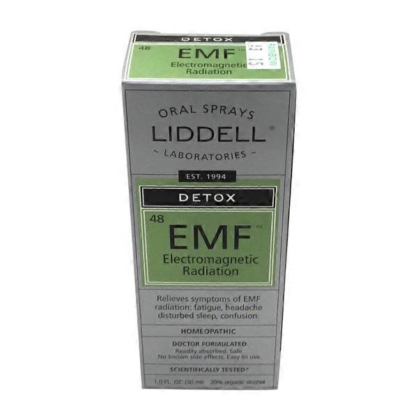 Liddell Laboratories Detox 48 Emf Electromagnetic Radiation
