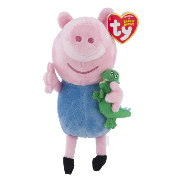 8c4f61d455a ty Beanie Babies Peppa Pig George (1 ct) from Kroger - Instacart