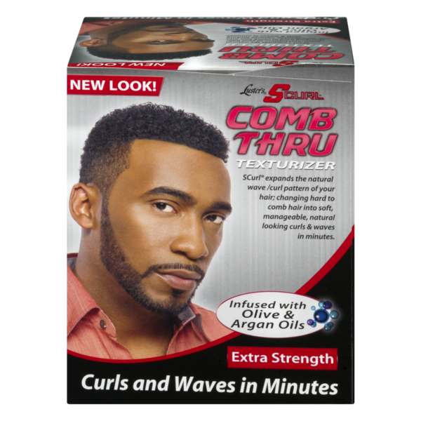 Scurl Comb Thru Texturizer Extra Strength 1 Ct From Kroger