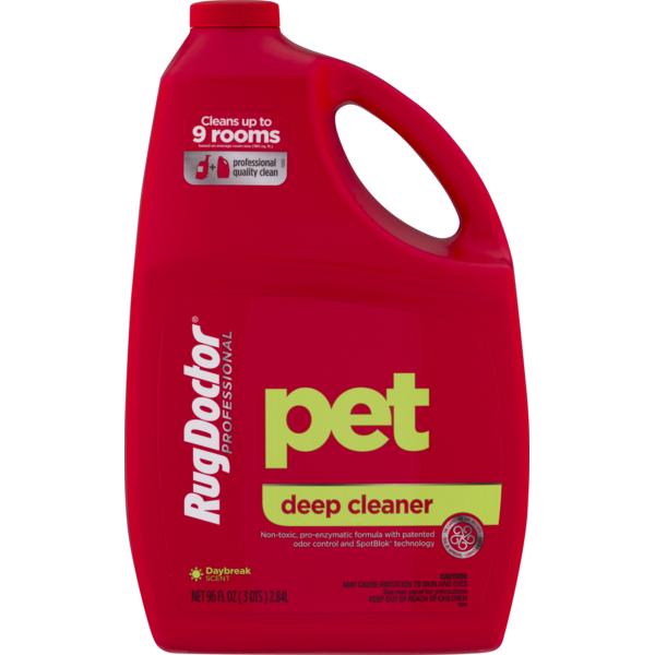 Rug Doctor Professional Pet Deep Cleaner Daybreak Scent