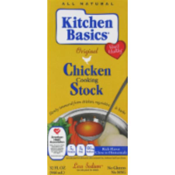 Kitchen Basics Chicken Stock 32 Fl Oz From Food4less Instacart