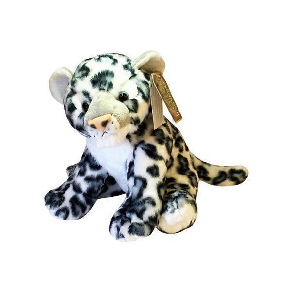 Aurora World Destination Nation Animal Leopard Plush