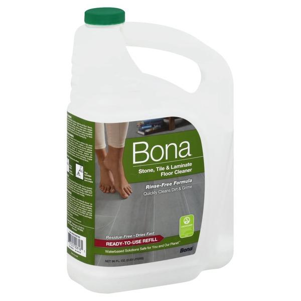 Bona Stone, Tile & Laminate Floor Cleaner Refill (96 oz