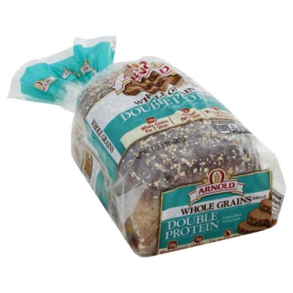Brownberry/Arnold/Oroweat Whole Grains Double Protein Bread (24 oz) from Sprouts Farmers Market - Instacart