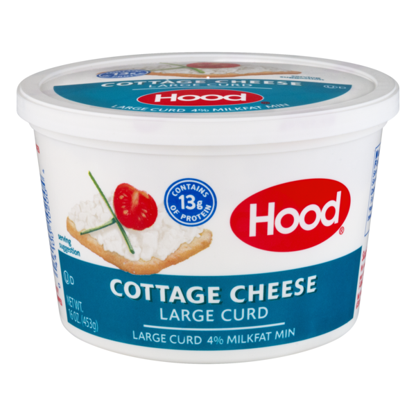 Hood Large Curd Cottage Cheese