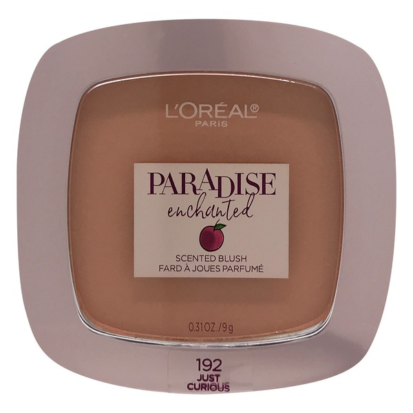 40b260980c4 Paradise Enchanted Fruit-Scented Blush Makeup Just Curious (1.0 ct ...
