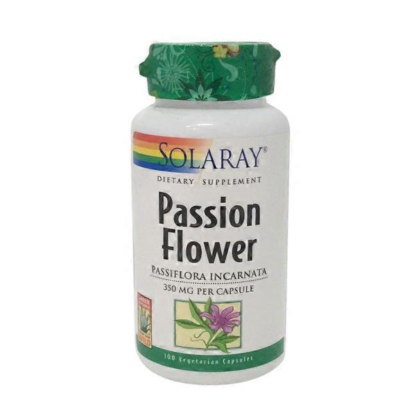Solaray Passion Flower Each Instacart