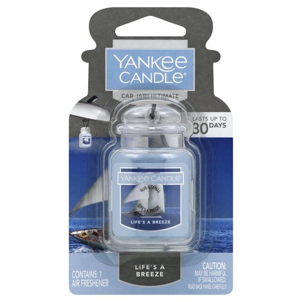 Yankee Candle Car Jar Life/'s a Breeze