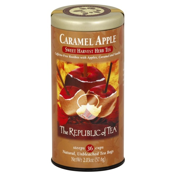 Image result for republic of tea caramel apple