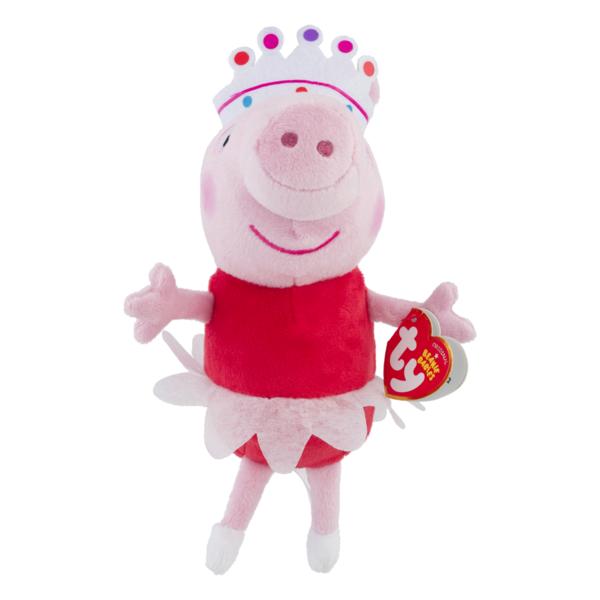 4e90ec209b1 ty Beanie Babies Peppa Pig Ballerina Peppa from Vons - Instacart
