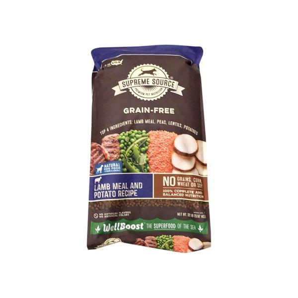 Supreme Source SP Lamb Dry Dog Food
