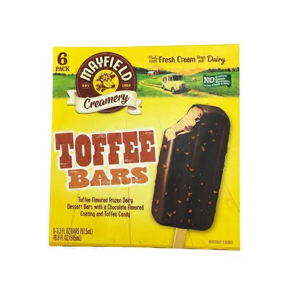 Mayfield Toffee Ice Cream Bar