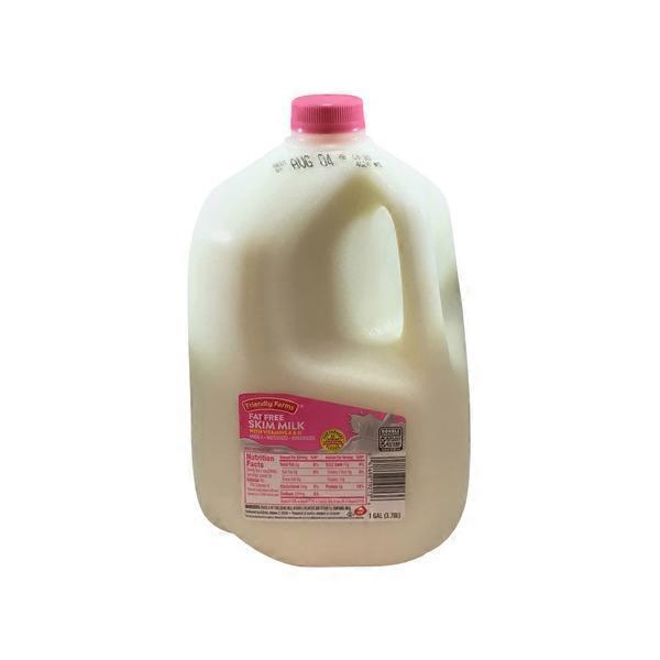 Friendly Farms Skim Milk (1 gal) from ALDI - Instacart