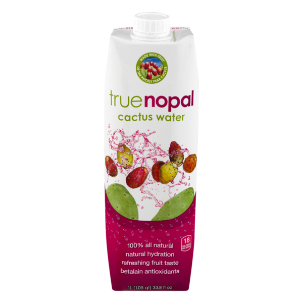 True Nopal Cactus Water (1 L) from Sprouts Farmers Market - Instacart