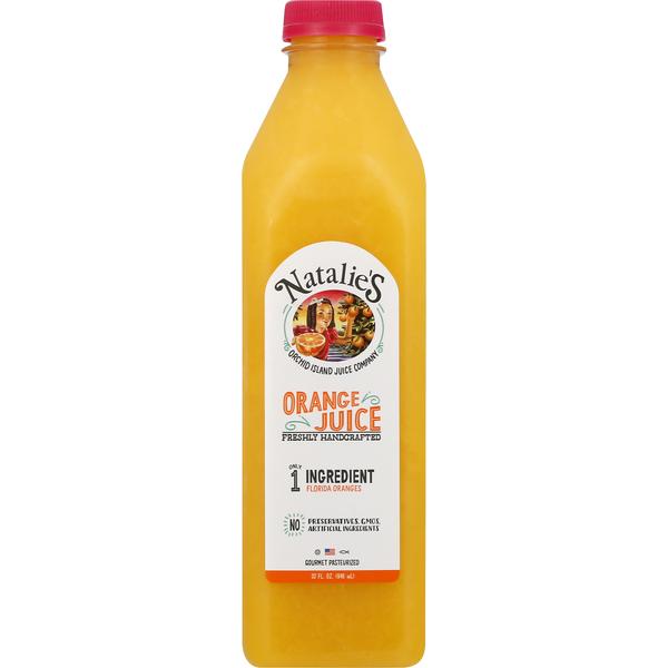 Natalie's Juice, Orange