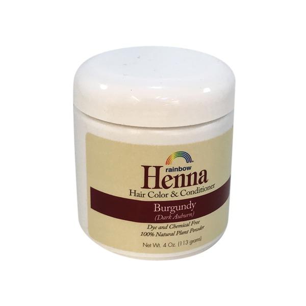 35a40ef2e4add Rainbow Persian Burgundy Henna Botanical Hair Color from Fairway ...