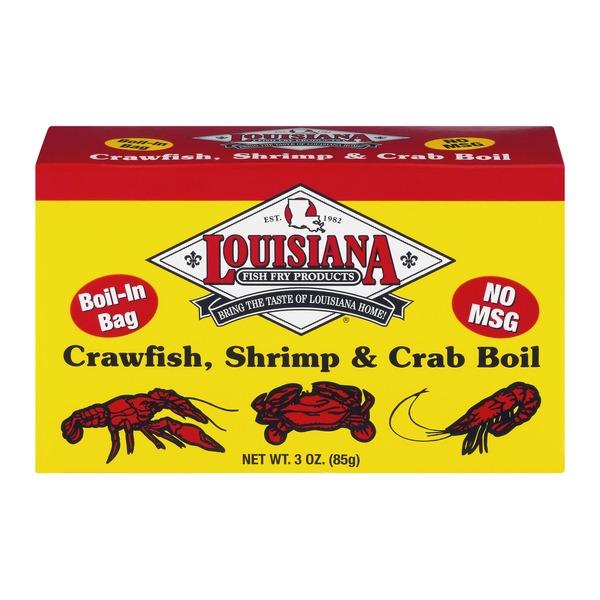 Louisiana Crawfish, Shrimp & Crab Boil (3 oz) from Ralphs - Instacart