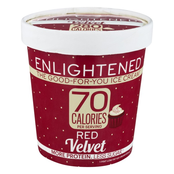 Enlightened Ice Cream At Giant Food