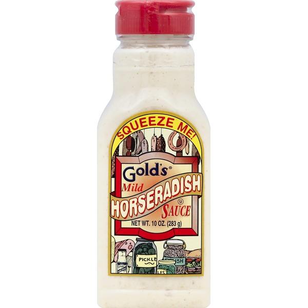Gold S Horseradish Sauce Mild 10 Oz Instacart