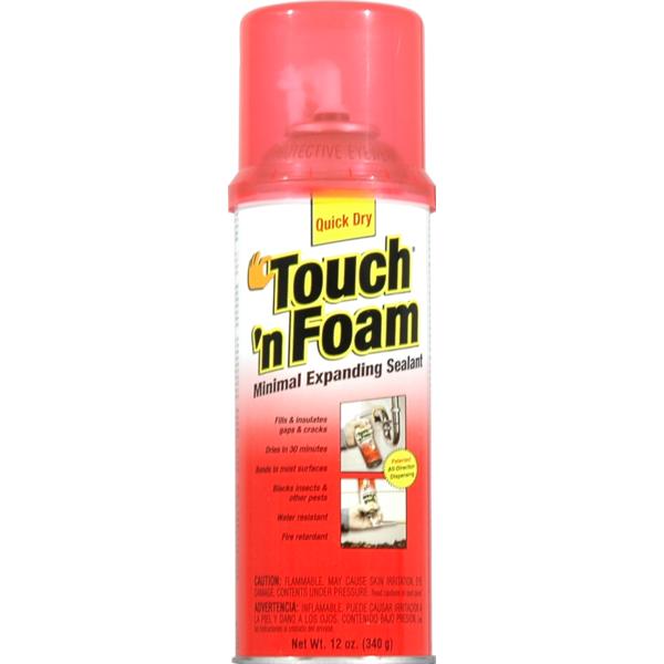 Touch 'n Foam Minimum Expanding Sealant (12 oz) from Meijer