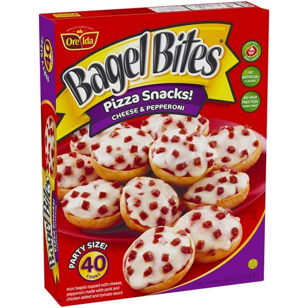 Bagel Bites Cheese Pepperoni Mini Bagels From Safeway Instacart