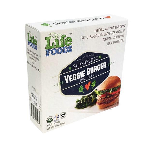 Whole Foods Plant Based Burger