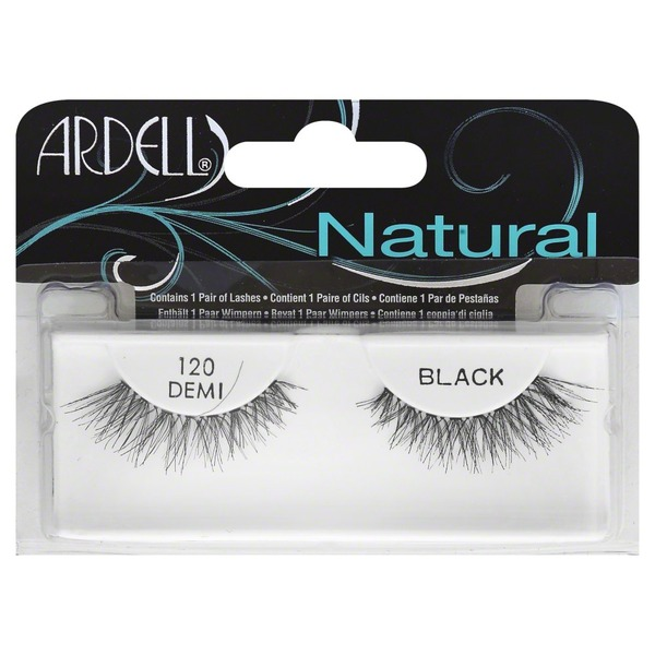 cf95466aa8b Ardell Human Hair Fashion Lashes 120 Demi Black (1 ct) from ...